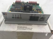 Union Pacific Railroad MTC5000 Mobile Telephone controller Stock Number 072-5020
