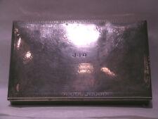 STERLING SILVER CIGARETTE BOX Tiffany & Co.