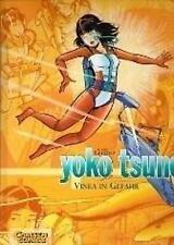 Yoko Tsuno Gesamtausgabe 4, Carlsen