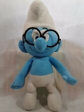 Brainy Smurf with Glasses