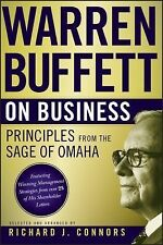 Warren Buffett on Business : Principles from the Sage of Omaha by Richard J....