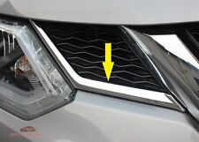 Chrome Front Grille molding Trim cover 2PCS For Nissan NEW X trail T32 2014 2015
