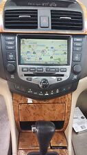 04;05;06;07 HONDA Accord Navigation GPS Radio 6 CD Changer  OEM -