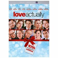 Love Actually (DVD, 2013, 10th Anniversary Edition)