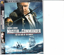 Master And Commander-2003-Russell Crow-2 Disc Special Edition-Movie-2 DVD