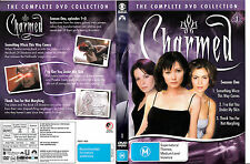 Charmed:1-Season One-1998-2006-TV Series USA-3 Episodes-DVD