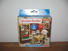 Sylvanian FAMILIES Highfields Farm Fattoria Accessori B/Nuovo