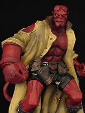 """Electric Tiki Design """"Classic Heroes"""" Hellboy statue 1:6 scale"""