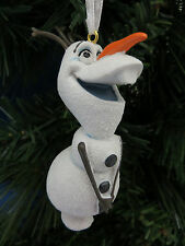 New Disney Olaf Frozen Snowman Christmas Tree Ornament Hallmark Holiday Gift