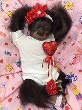 Reborn baby, Monkey,  Gorilla, boy or girl