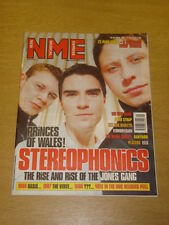 NME 1998 OCT 10 STEREOPHONICS BETA BAND ARAB STRAP EELS