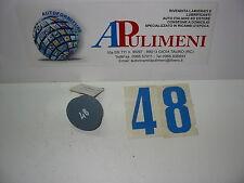 1027814 TAPPO GANCIO TRAINO (STOPPER) PARAURTI ANTERIORE FORD FIESTA 95 PRIMER