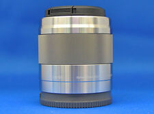 Sony SEL50F18 E 50mm F1.8 OSS Silver Lens Japan Domestic Version New