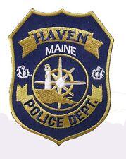 HAVEN TV Serie - Haven Police Department Logo - Aufnäher Patch - zum Aufbügeln