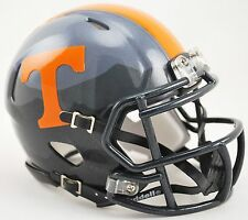TENNESSEE VOLUNTEERS 2015 SMOKY MOUNTAINS Riddell SPEED Mini Football Helmet