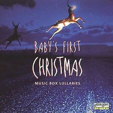 : Baby's First Christmas: Music Box Lullabies  Audio Cassette