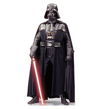 DARTH VADER Star Wars Dark Lord Lifesize CARDBOARD CUTOUT Standup Standee Poster