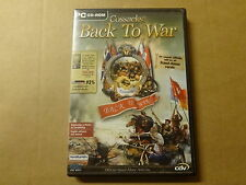PC GAME / COSSACKS: BACK TO WAR (PLAYSTATION)