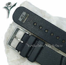 SEIKO Z22 GENUINE DIVERS RUBBER BUCKLE WATCH STRAP 22mm