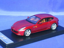 FERRARI FF ROSSO MARANELLO LOOK SMART LS387A 1:43 NEW LOOKSMART FINE RESIN MODEL