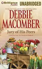 Debbie Macomber JURY OF HIS PEERS Unabridged CD *NEW* Fast 1st Class Ship!
