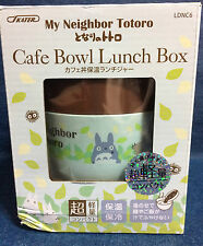Totoro Cafe Bowl Lunch Box -540ml- Studio Ghibli Japan - 2-stage Bento Box