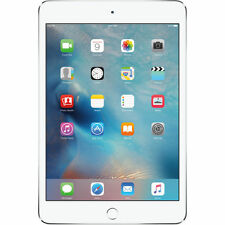 Apple iPad mini 4 16GB, Wi-Fi, 7.9in - Silver (Latest Model)