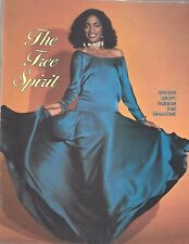 Vintage Ebony Fashion Fair Magazine 1980-81 The Free Spirit Johnson Publication