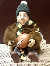 Huddle with football from the Kindles by Kindle creations LTD w/ Byers Choice