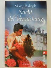 Mary Balogh Nacht der Verzückung Liebesroman Ullstein Verlag