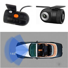 Mini Hidden 360° Car 1080P DVR Camera Video Recorder Dash Cam GSensor Camcorder!