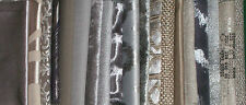 20 pieces of metallic craft material pièces, argent/or. fabrication carte, scrapbooking