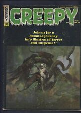 Creepy 16  Warren  Monster Horror comic Magazine Classic Frazetta cv, Neal Adams