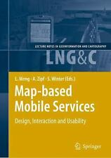 Map-based Mobile Services: Design, Interaction and Usability (Lecture Notes in G