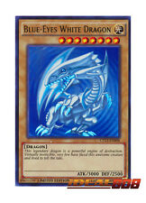 YUGIOH x 1 Blue-Eyes White Dragon - CT13-EN008 - Ultra Rare Near Mint