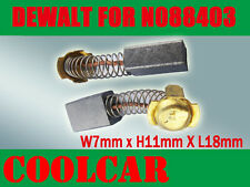 Carbon Brushes For DeWALT BLACK DECKER N088403 DWP849 DWP849X POLISHER