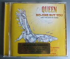 QUEEN (Maxi CD 4 Tracks Jewel Case)  NO ONE BUT YOU
