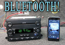 Ford F250 F350 SUPER DUTY 6 CD DISC CHANGER BLUETOOTH STEREO RADIO 05 06 07 MP3