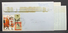 Thailand Express Airmail Letter to Japan Luftpost Flugpost Brief Asien (L-2303