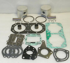 Kawasaki 650 Jet-Ski Top End Rebuild Piston Kit Set sx-x2-ts-sc-Jetmate 77mm 1mm