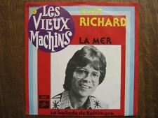 CLIFF RICHARD 45 TOURS BELGIQUE LA MER (DE TRENET) (2)