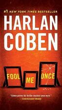 Fool Me Once by Harlan Coben (2016, Paperback)