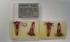 Ls Models 89212 set 4x patograph sbs66 para DB br184 ac/dc rojo finescale nuevo + embalaje original
