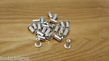 25PC M3 METRIC NUT RIVET BLIND NUTS INSERTS ALL ALUMINUM FITS NUT GUN 4 5 6 8