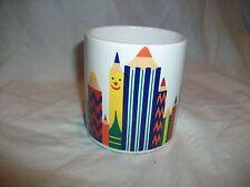 Carrigaline Pottery Cork Ireland Colored Pencil Cup Teacher School
