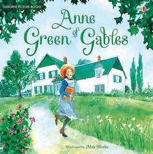 ANNA DI GREEN GABLES da Mary Sebag-Montefiore (libro in brossura, 2016)