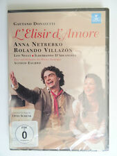 DVD - Gaetano Donizetti L'Elisir d'Amore Opera. Menu Language English. Subtitles