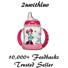 NUK DISNEY MINNIE MOUSE BABY LEARNER CUP 6+ MONTHS 150ML 5 OZ