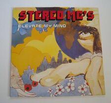 "STEREO MC'S ""Elevate my mind"" (Vinyle EP) 1990"