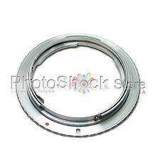 Anello Adattatore Obiettivi Pentax PK su Canon EOS Mount Adapter Ring